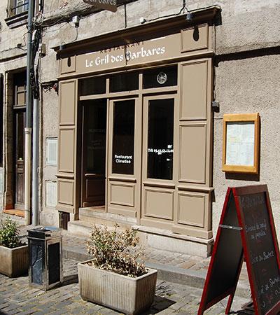 Le Gril des Barbares - Senlis - Oise